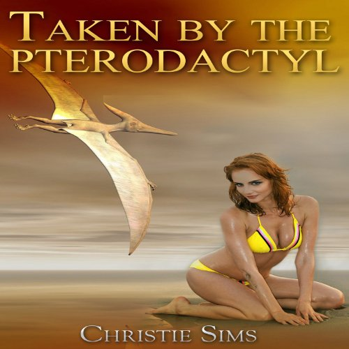 Taken by the Pterodactyl audiobook cover art