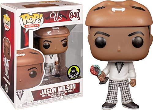 Funko Pop! Movies Horror: Us Jason Wilson Figura de vinilo exclusiva #840