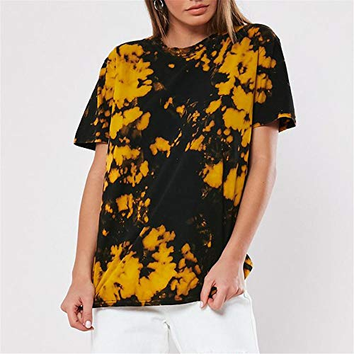 fanshion groep vrouwen korte mouw tops camouflage losse t-shirt casual zomer blouse