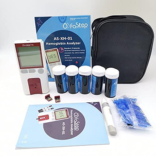 1pc Healthcaretuye Hemoglobin Meter Hemoglobin Test Meter...