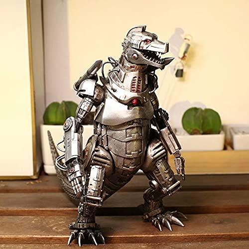 機械 ゴジラvsキングコング スチールメカ 邪竜ゴジラ 多関節可動玩具モデル GODZILLA 高さ約180mm PVC+ABS製 完成品 フィギュア