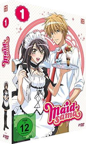 Maid-sama - Vol.1 - [DVD]