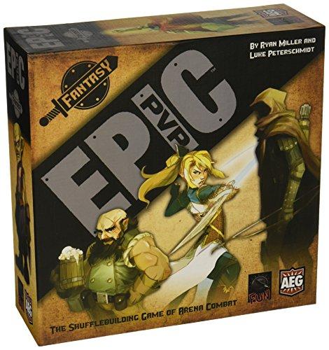 Alderac Entertainment ALD06201 - bordspelen, Epic PvP, Fantasy