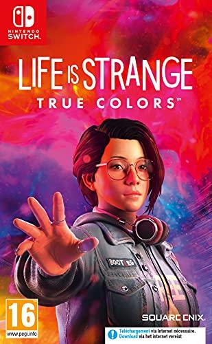 Life Is Strange: True Colors + Bonus Pack de 4 Tenues Inclus (Nintendo Switch)