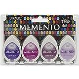 IMAGINE MD100003 Memento Dew Drop Dye-Almohadillas de Tinta, no aplicable, Multicolor, 2.54 x 14.35 x 9.27 cm