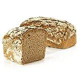 Vestakorn pan artesanal 'Reines Roggen' 1kg - Pan de centeno puro, 100% centeno - pan fresco con masa madre natural