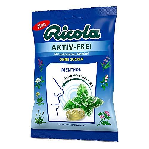 Ricola ohne Zucker Box Ak 50 g