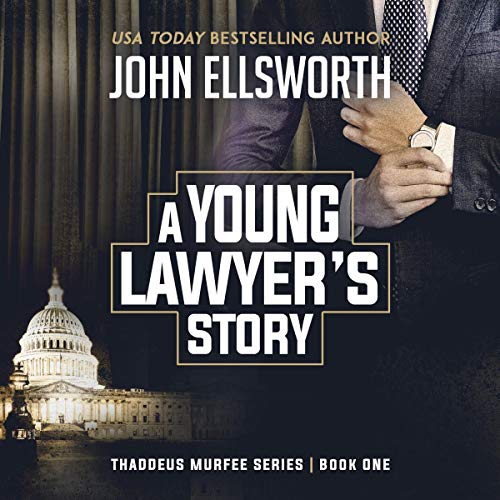 A Young Lawyer's Story: Thaddeus Murfee Legal Thrillers, Book 1