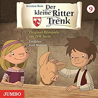 Der kleine Ritter Trenk 2.09 Titelbild