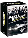 Fast & Furious - Coffret 5 films : Fast & Furious 5-8 + Fast & Furious : Hobbs & Shaw [Francia] [DVD]