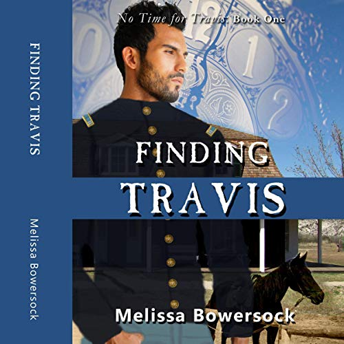 Finding Travis audiobook cover art