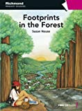 Footprints in the Forest & CD - Richmond Primary Readers 6 ( by Various(2009-01-01)