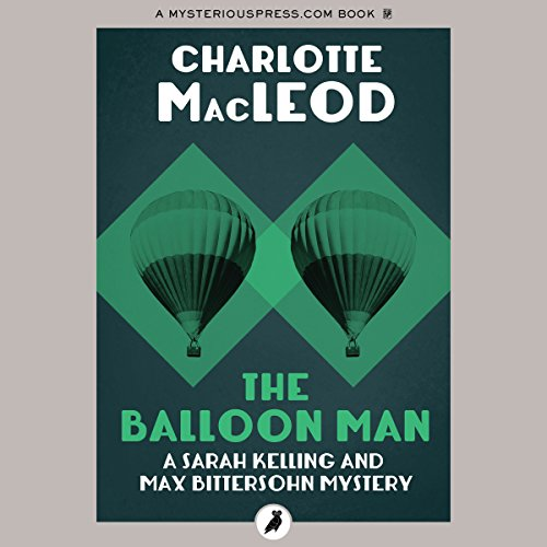 The Balloon Man audiobook cover art