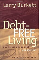 A debt free living book worth reading, available from Amazon.