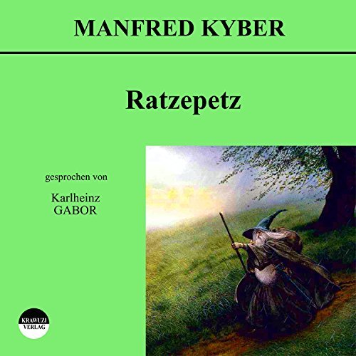 Ratzepetz audiobook cover art