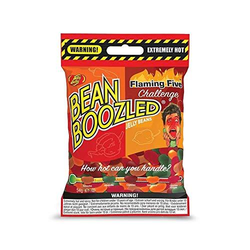 Jelly Belly bean boozled flaming cinque bag - estremamente caldo candy fagioli - per fun filled parti età, 54g (confezione da 1)