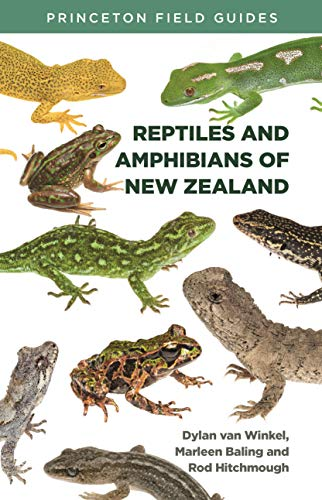 Compare Textbook Prices for Reptiles and Amphibians of New Zealand Princeton Field Guides  ISBN 9780691199504 by Winkel, Reptiles and Amphibians of New Zealand Dylan Van,Baling, Reptiles and Amphibians of New Zealand Marleen,Hitchmough, Reptiles and Amphibians of New Zealand Rod