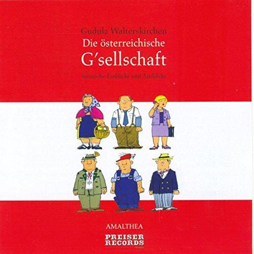 Die österreichische G'sellschaft audiobook cover art