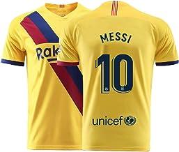 Mens Messi Jersey 2019-2020 Away Adult Soccer 10 Barcelona Lionel