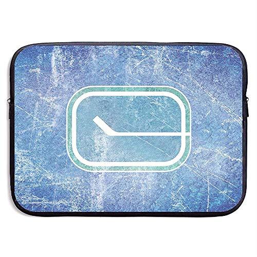 Computer Tasche Laptop Tasche Slim Sleeve Eishockey Wasserdicht 15 Zoll