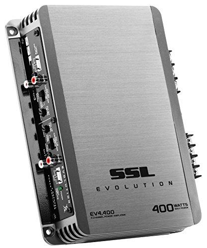amplificador 4 canales fabricante Sound Storm Laboratories