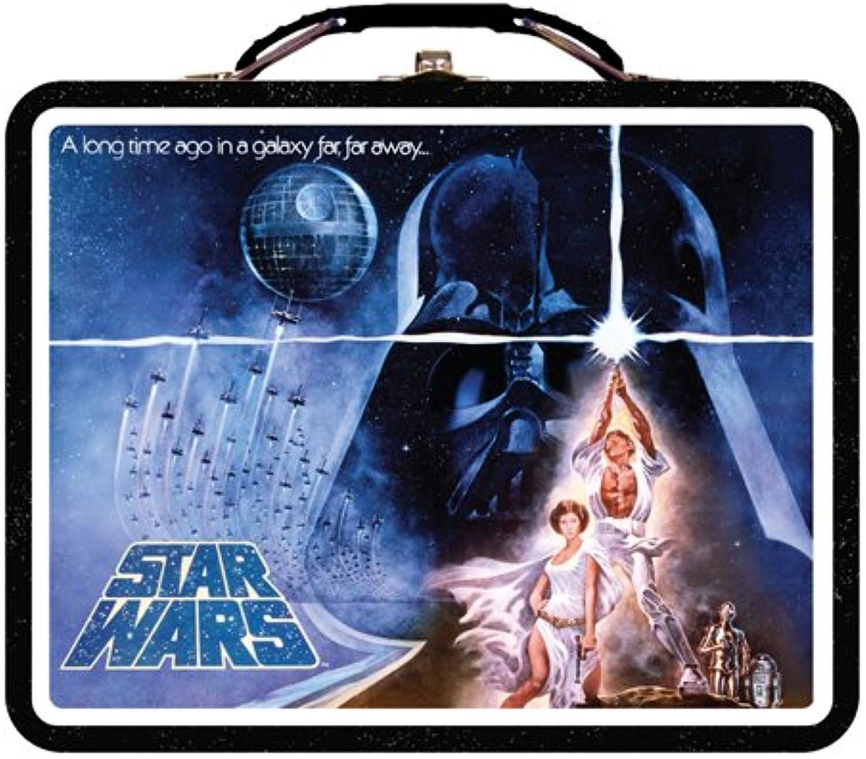 Empire Strikes Back Embossed Tin Lunch Box Standard B00FBQRGO6