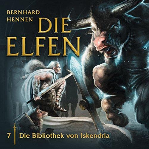 Die Bibliothek von Iskendria (Die Elfen 7) Titelbild