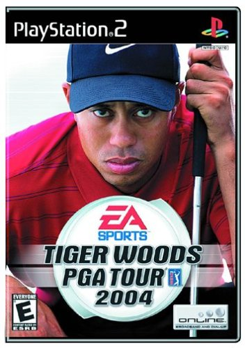 Tiger Woods PGA Tour 2004 by Electronic Arts