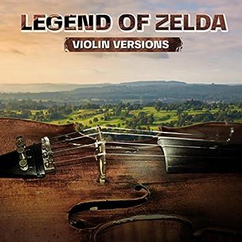 Legend of Zelda (Violin Versions)