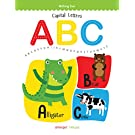 Capital Letters ABC: Write and practice Capital Letters A to Z book for kids (Writing Fun)