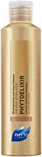 PHYTOELIXIR Botanical Intense Nourishing Shampoo |Fine, Thick Hair, Ultra-Dry & Damaged Hair | Gentle Foaming, Improve Elasticity, Strengthens, Replenishes & Ultra-Nourishing | Sulfate & Silicone Free