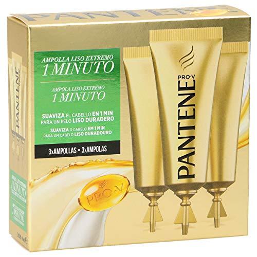 Pantene Pro-V Suave & Liso Ampollas Rescate 45Ml, 1 x 40 g