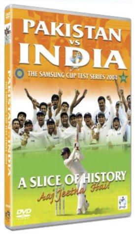 Pakistan v India - Test Series 2004 [UK Import]