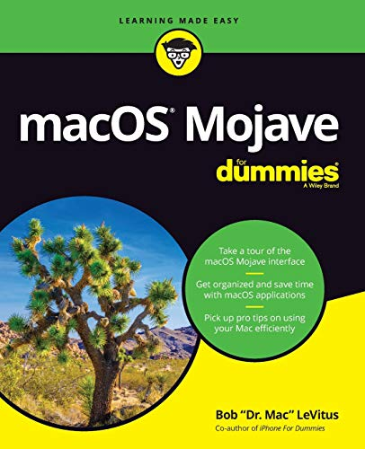 Download macOS Mojave For Dummies (For Dummies (Computer/Tech)) 1119520193