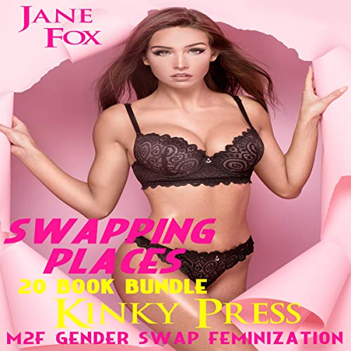 Swapping Places audiobook cover art