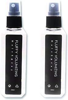 2 unids esponjoso voluminizador spray para el cabello extra volumen mágico spray de gel de 3.4fl oz