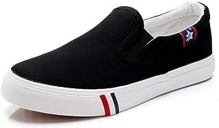 XL_nsxiezi Zapatos Casuales de Lona de Gran tamaño para Hombres, Zapatos Casuales.