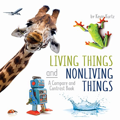 Living Things and Nonliving Things audiobook cover art