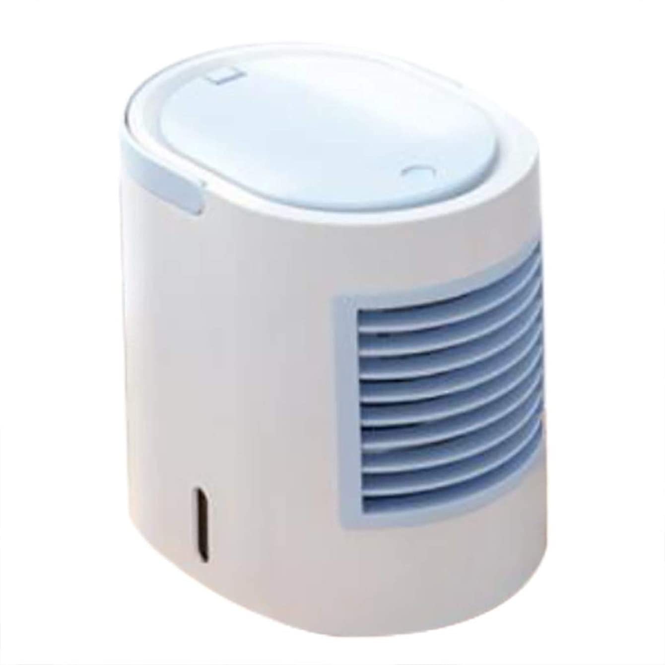 Mini Portable Air Conditioner Energy Efficient Conditioning Desktop Cooling Fan