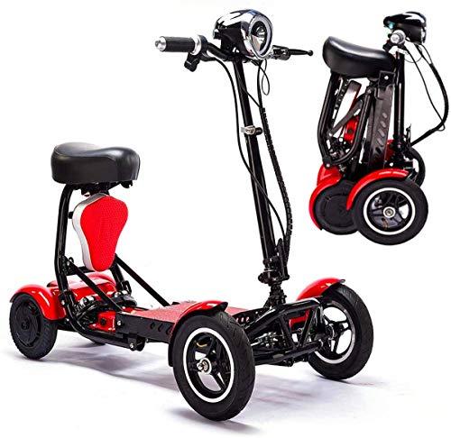 GQQ Fauteuils Roulants, Scooter de Mobilité Pliable Électrique,...