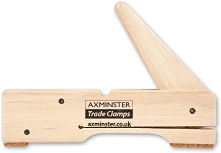 Axminster Trade Clamps Forged F Clamp 120x60mm