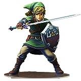 From HandMade New Legend of Zelda Skyward Sword Figura Figura de Enlace Figura de Anime Figura de ac...