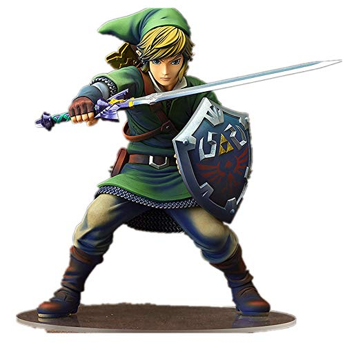 From HandMade New Legend of Zelda Skyward Schwert Figur Link Figur Anime Figur Action Figure 1/7 Scale
