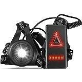 Best Light Flashlights - Anecity Running Light Lamp, LED Chest Light USB Review