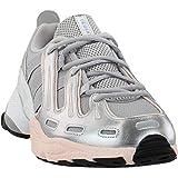 Adidas EQT Gazelle Baskets décontractées pour femme, (Gris/argenté mat/rose glacé.), 39 EU