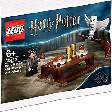 LEGO Harry Potter and Hedwig Owl Delivery 30420 Polybag 27 Pieces