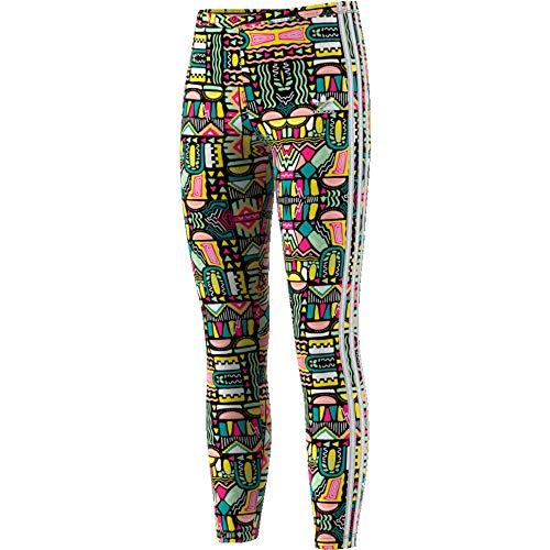 adidas Mädchen AOP Leggings Tights, Multicolor/White, 13-14Y