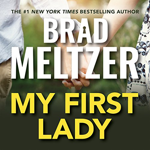 My First Lady audiobook cover art