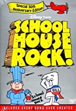 schoolhouse rock english grammar