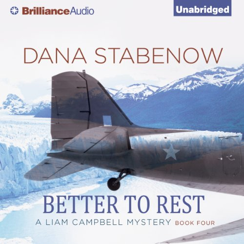 Better to Rest audiobook cover art